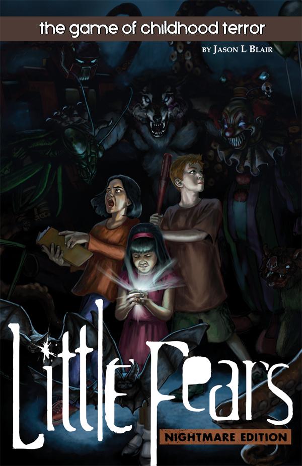 Little Fears Nightmare Edition | Jason Blair