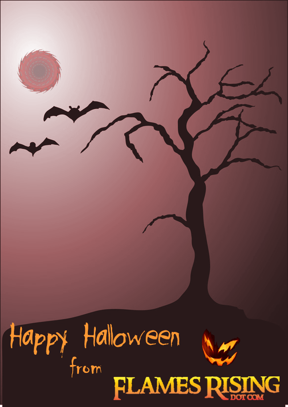 FlamesRising.com Wishes You a Happy Halloween!