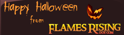 Happy Halloween From FlamesRising.com