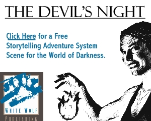 Free Devil's Night | White Wolf