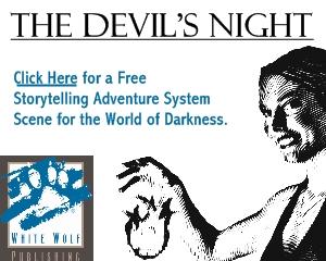 Free Devil's Night | White Wolf