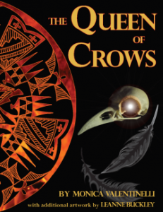 The Queen of Crows by Monica Valentinelli