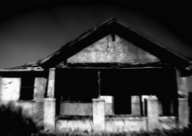 Creepy House | Abandoned House by Night_Fight at sxc.hu