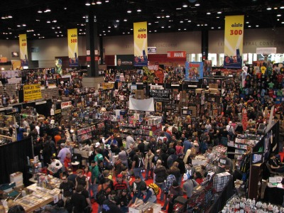 C2E2 2011 in Chicago
