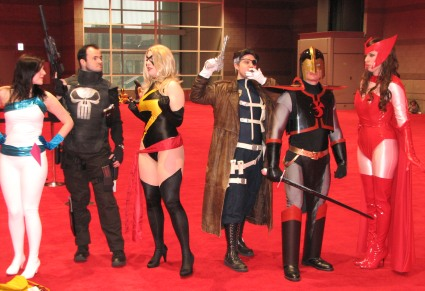 Marvel Superheroes | C2E2 2011