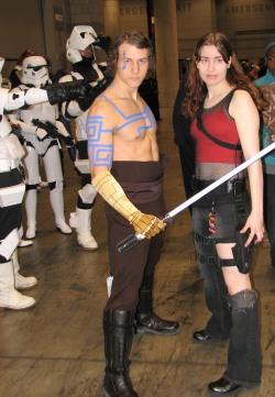 Star Wars Meets Resident Evil | C2E2 2011