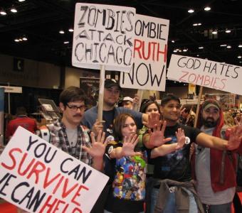 Zombie Survivors | C2E2 2011