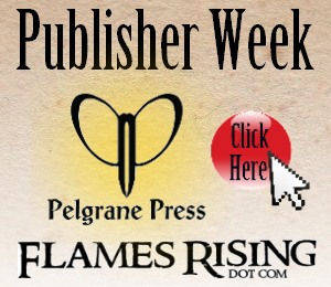 Publisher Week | Pelgrane Press | FlamesRising.com