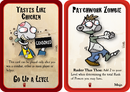 Munchkin Zombies 2: Armed and Dangerous Preview 2