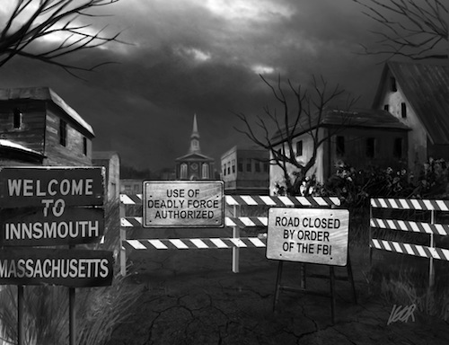 Road to Innsmouth