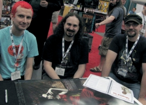 White Wolf Signing with Matt McFarland, Russ Bailey and Eddy Webb