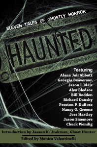Haunted Cover