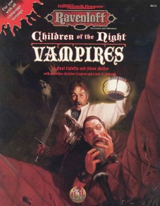 Ravenloft Vampires