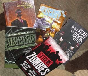 Sampler Pack of Fiction