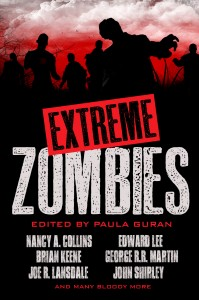 Extreme Zombies Cover