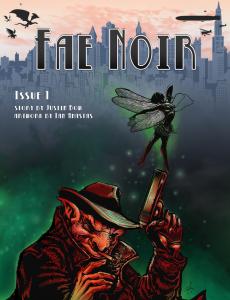 Fae Noir Comic No 1