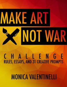 Make Art Not War Challenge eBook