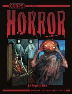 GURPS Horror Fourth Edition