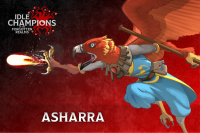 Idle Champions of the Forgotten Realms | Asharra