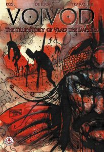 Voivod   The True Story of Vlad the Impaler by Markosia Comics