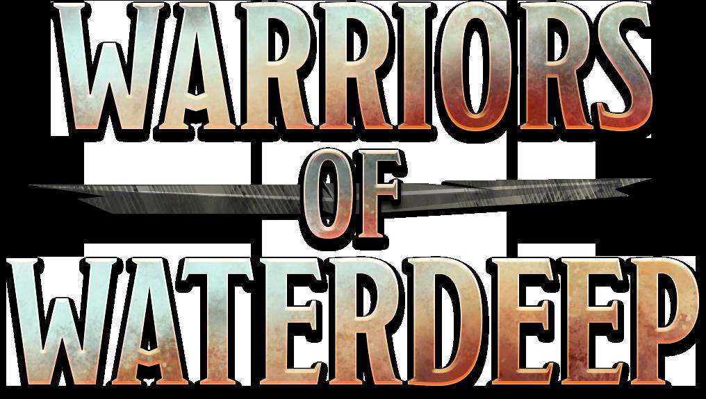 Warriors of Waterdeep Logo