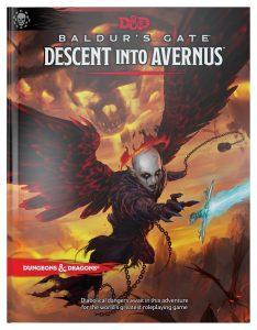 Baldur's Gate: Descent Into Avernus Cover Art