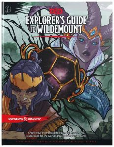 Explorer's Guide to Wildemount | D&D