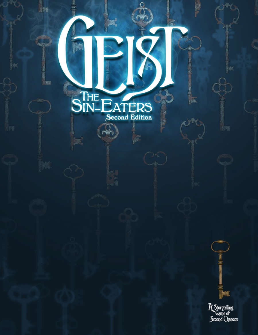 Geist Cover