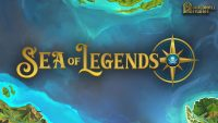 Sea of Legends board game from Guildhall Studios