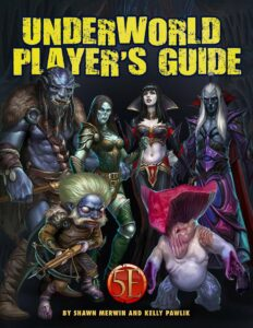 Underworld Player's Guide | Kobold Press