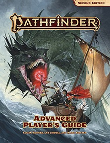 Advance Players Guide Cover