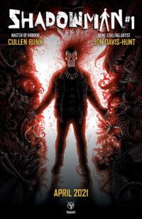 Shadowman Comic   Valiant Comics