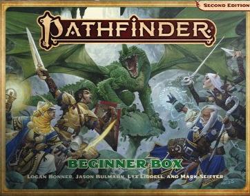 Pathfinder Beginner Box | Pathfinder Second Edition