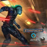 Starfinder Alexa Skill Share