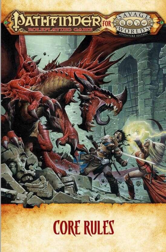 Savage Pathfinder Cover
