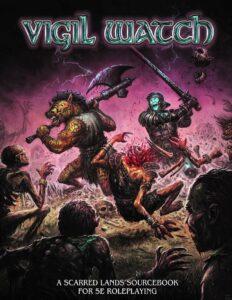 Vigil Watch Cover   Scarred Lands RPG