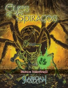 Eyes of Spiragos Cover