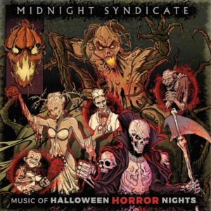 Midnight Syndicate   Music of Halloween Horror Nights